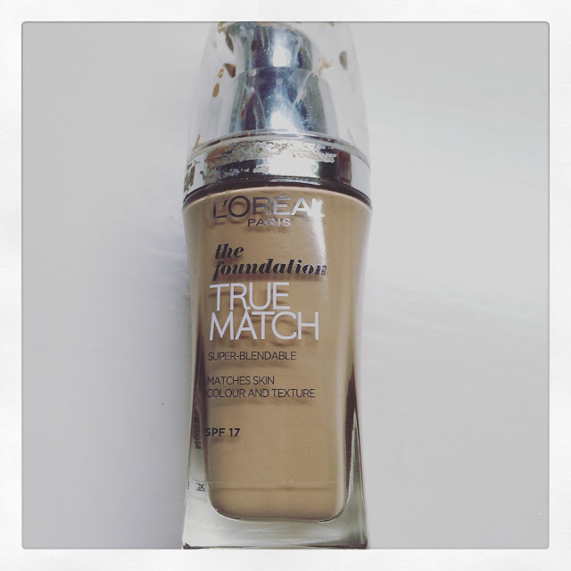 "L'Oréal Paris ""True Match"" foundation"