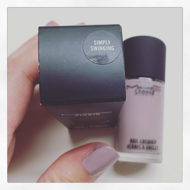 MAC Nail Lacquer Simply Swinging